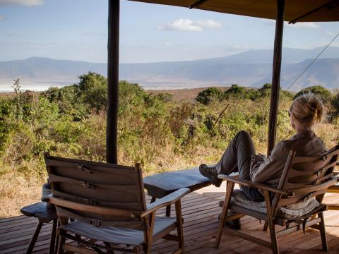 Entamanu Ngorongoro, Tanzania