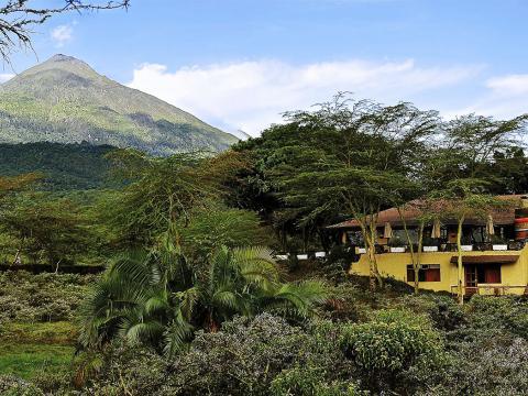 Hatari Lodge, Arusha National Park, Tanzania