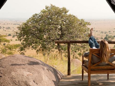 Lamai Serengeti, Tanzania