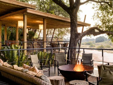 Singita Ebony Lodge, Sabi Sand, South Africa