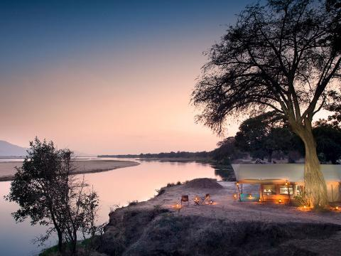 Zambezi Expeditions, Mana Pools, Zimbabwe