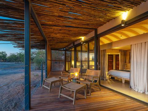 Andersson's at Ongava, Etosha, Namibia