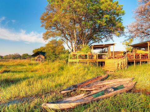Oddballs' Enclave, Okavango Delta, Botswana