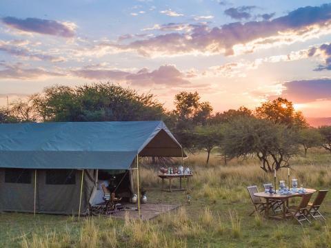 Semunyeni Mobile Safari, Botswana