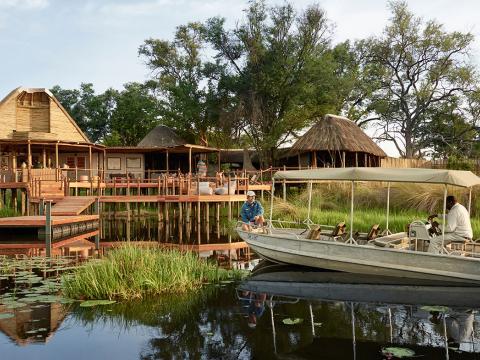 Baines' Camp, Okavango, Botswana