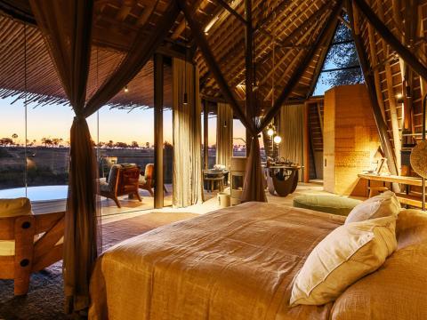 Jao Camp, Moremi, Okavango, Botswana