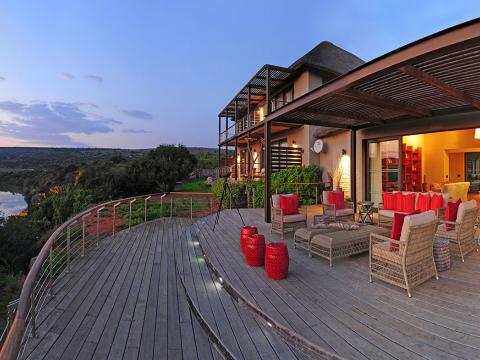 Sarili, Shamwari, South Africa