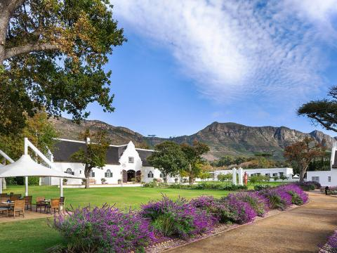 Steenberg Hotel, Constantia, South Africa