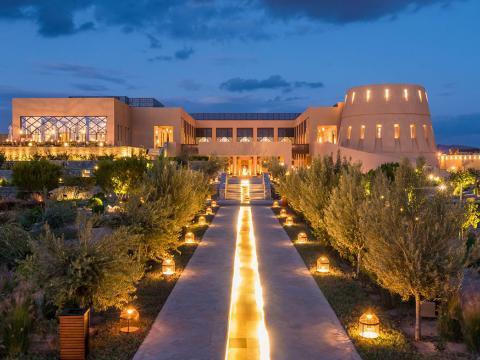 Anantara Al Jabal Al Akhdar Resort, Nizwa, Oman