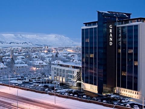 Grand Hotel Reykjavík, Iceland