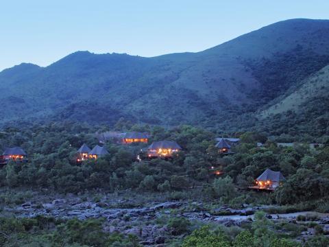 Komati Tented Lodge, Nkomazi, South Africa