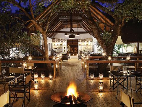 Londolozi Tree Camp, Sabi Sand, South Africa
