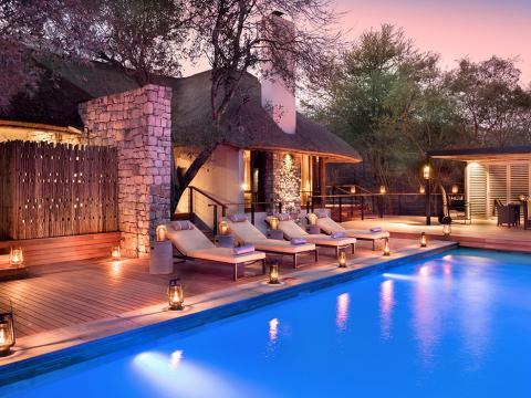 Morukuru Owner's House, Madikwe, South Africa