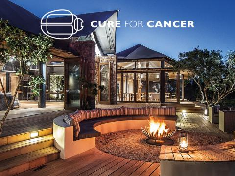 Cure for Cancer sponsor-reis 18-daagse self drive Zuid-Afrika