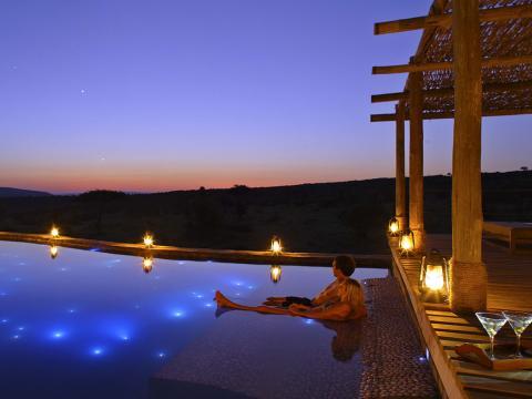 Kenyan Honeymoon, 12-daagse luxe privé huwelijksreis safari Kenia