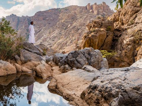 Discover Oman 12-daagse self-drive rondreis