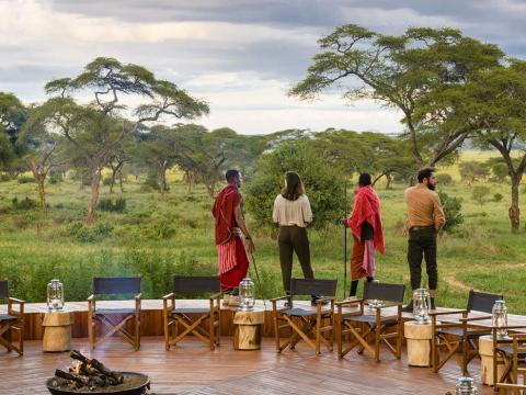 Iconic Tanzania, 10-daagse privé safari Noord Tanzania