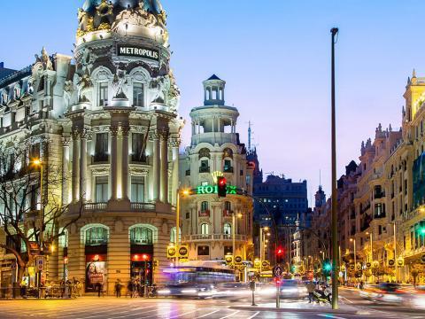 Magic of the Paradores 8-daagse self-drive Spanje