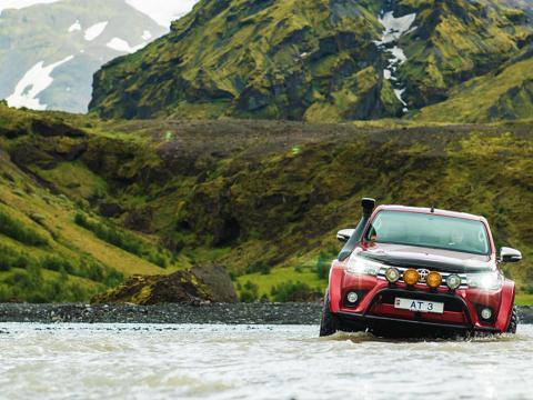 Off the Beaten Path 5-daagse avontuurlijke self-drive IJsland