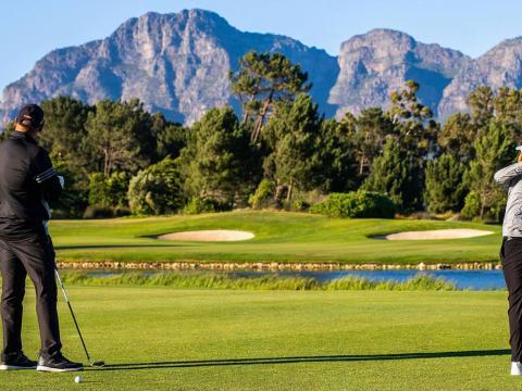 Western Cape Golf 14-daagse self-drive Zuid-Afrika