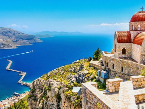 8-daagse Zeilcruise Corfu & Ionische eilanden