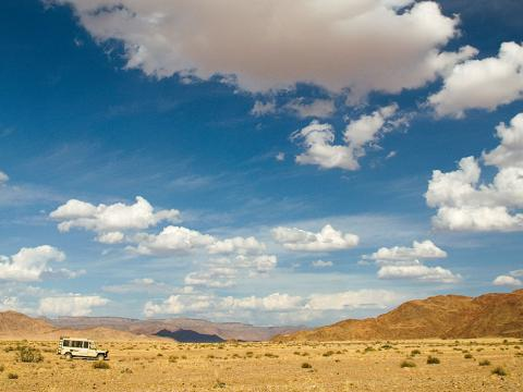 Self drive Afrika: zelf op ontdekkingstocht