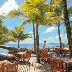 8 dagen Mauritius, Le Canonnier Hotel