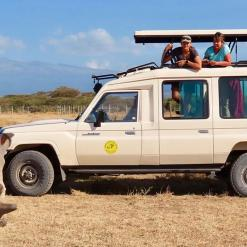 Family Safari Tanzania 10-daagse privé safari Noord Tanzania