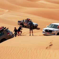 4x4 Desert Adventure Rub Al Khali Oman